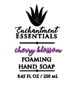 cherry blossom Foam Soap